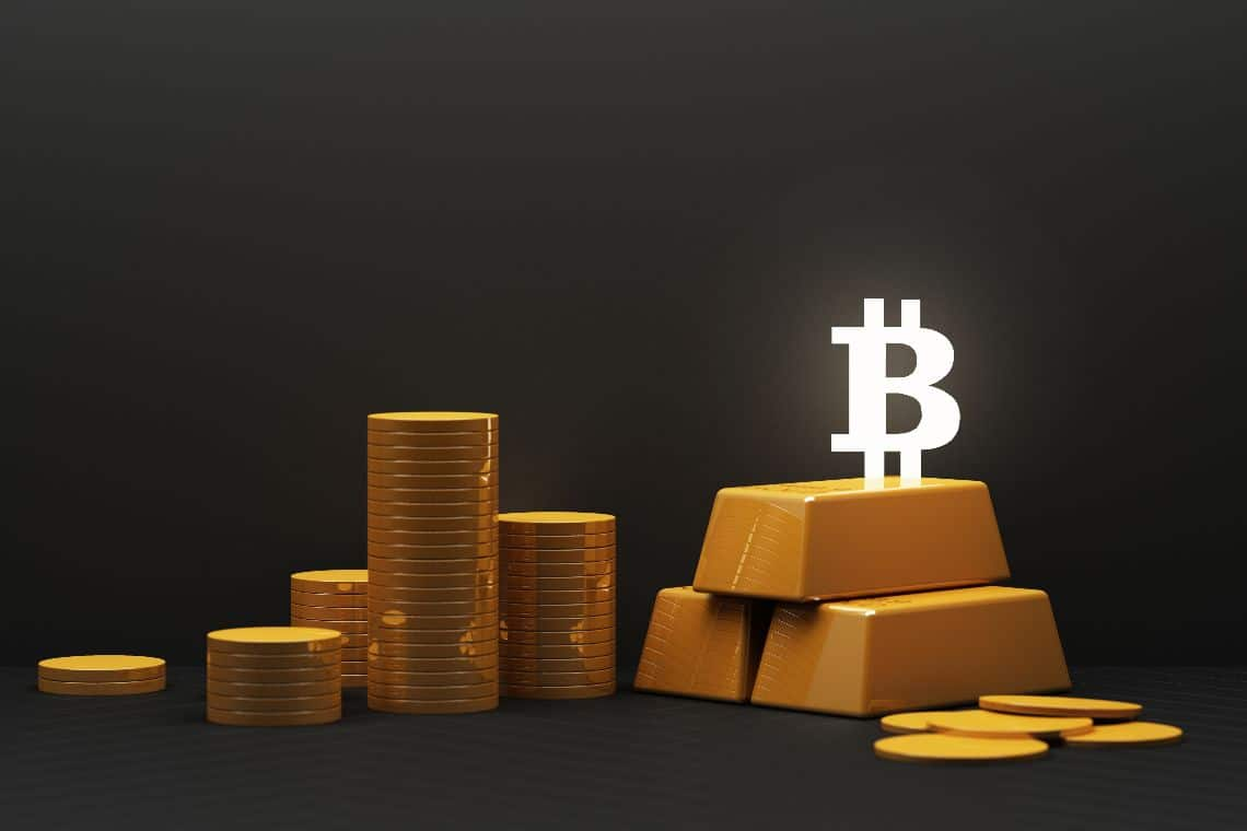 Investors could switch from bitcoin to gold