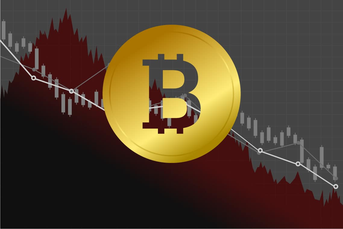 Bitcoin Price Drops $10,000 on Tuesday: why and what happens next?