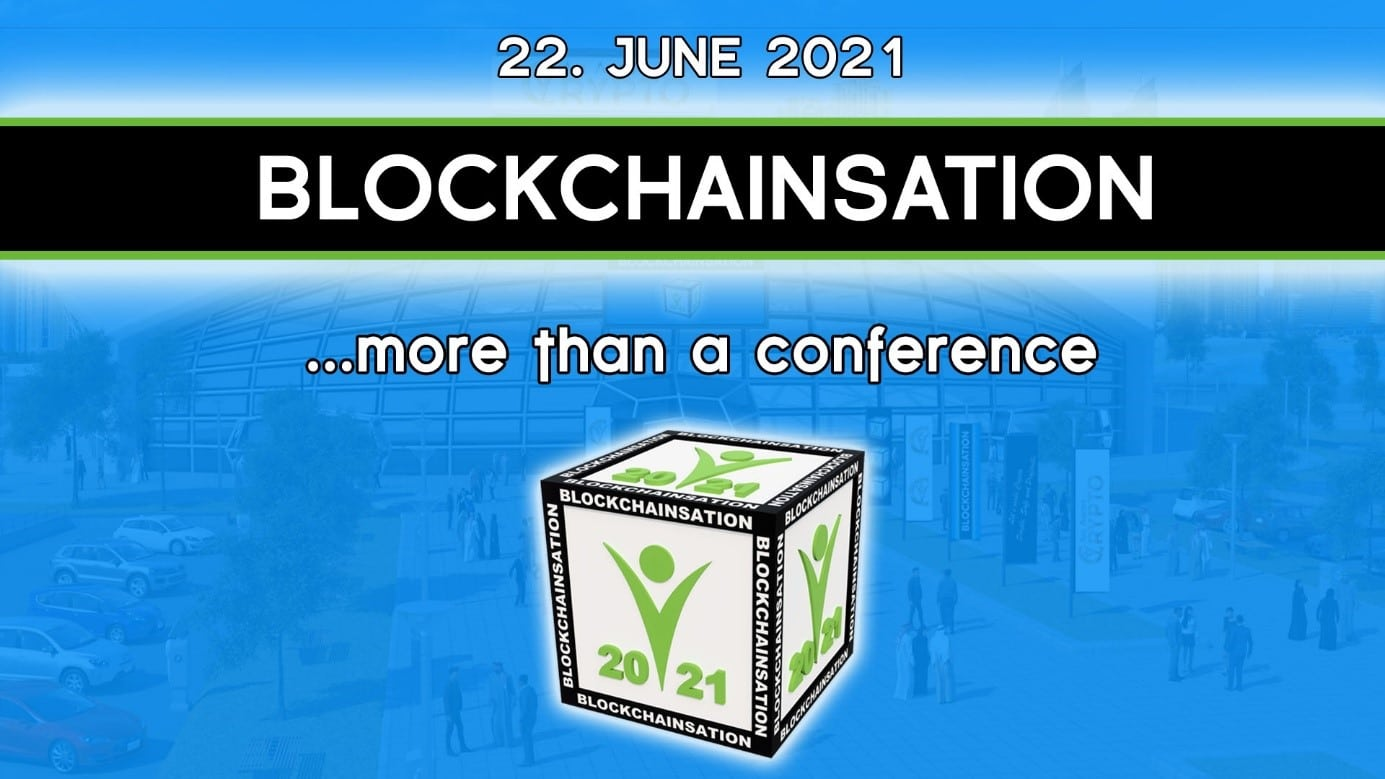 Blockchainsation more than a conference