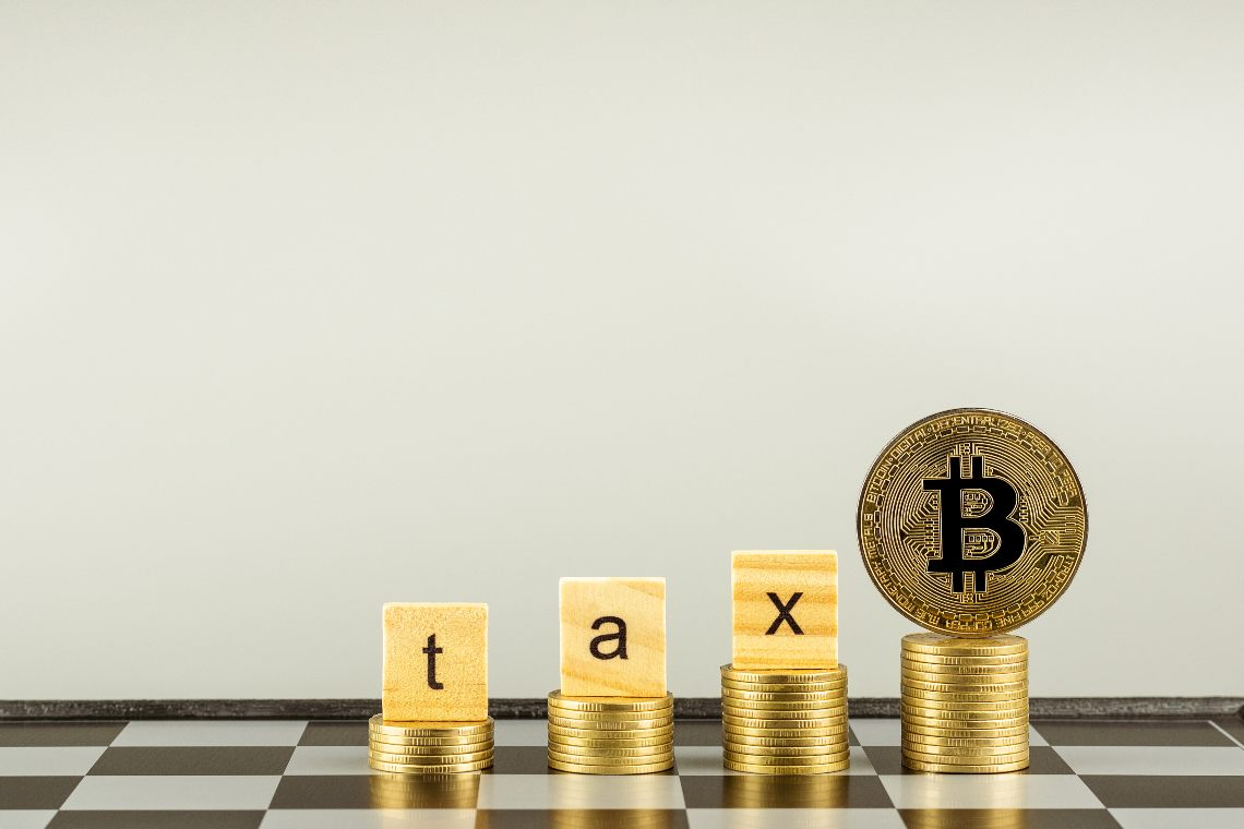 The only tax on cryptocurrencies is on capital gains