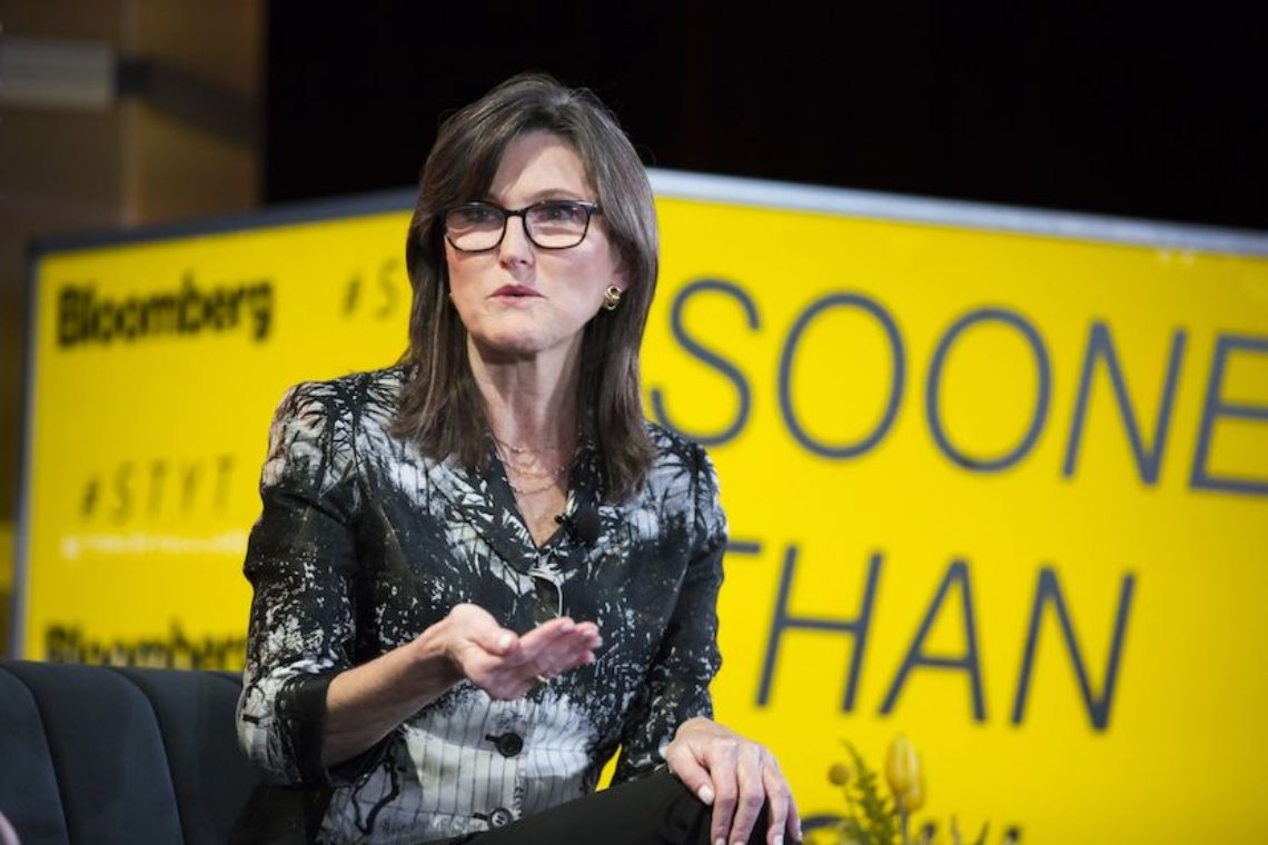 Cathie Wood: Bitcoin at $500,000
