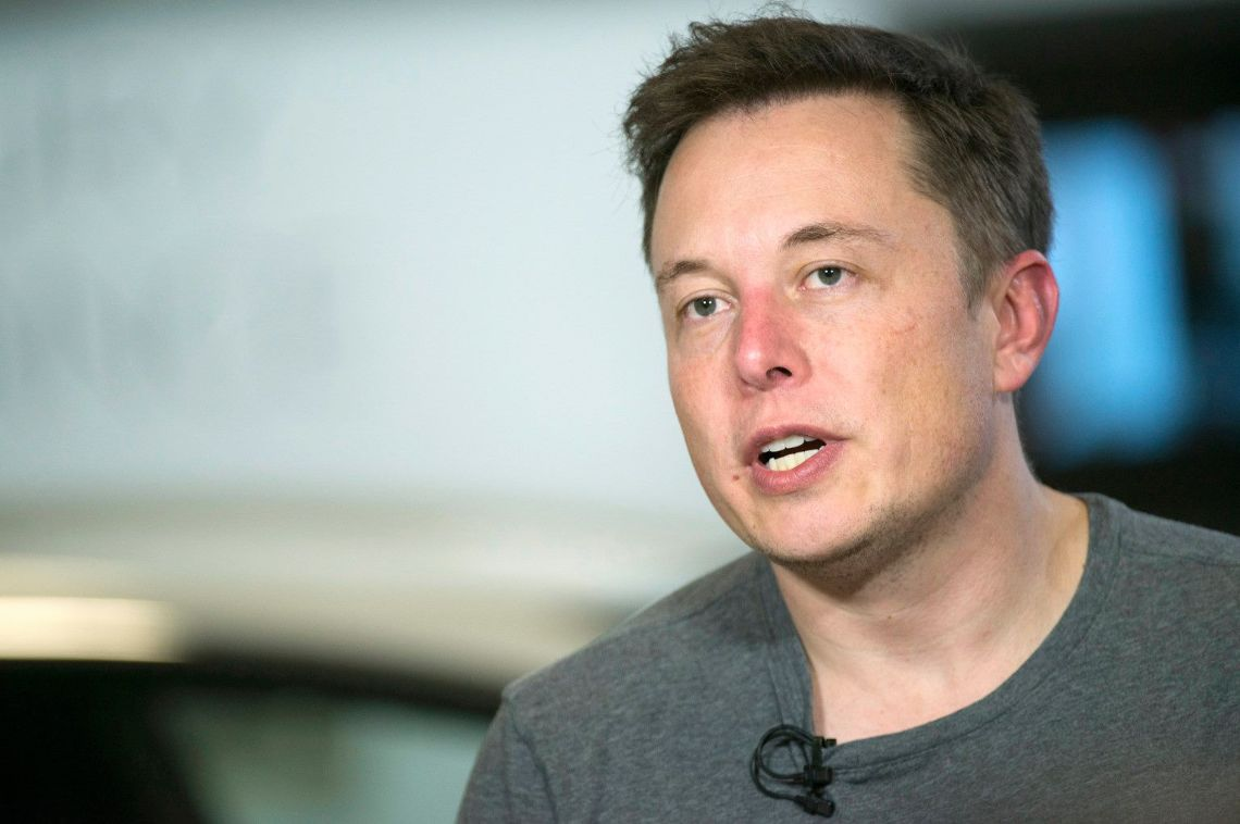 Elon Musk meets with Bitcoin miners