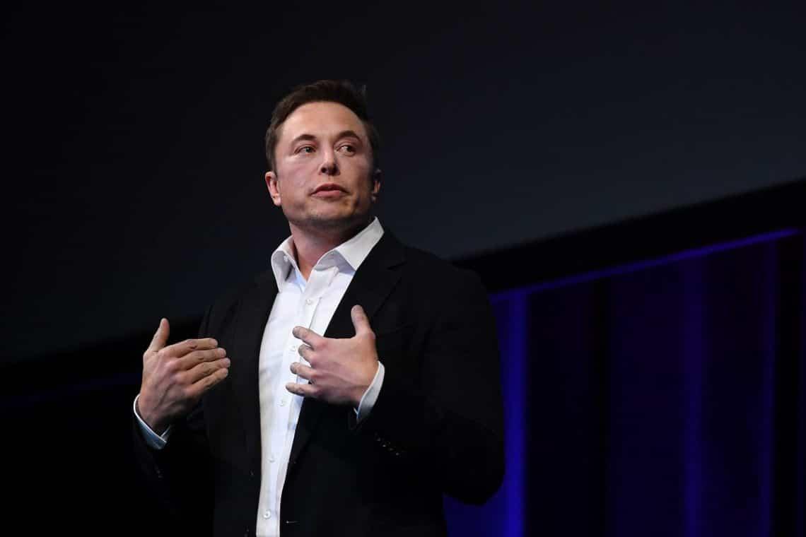 Elon Musk at work with Dogecoin devs