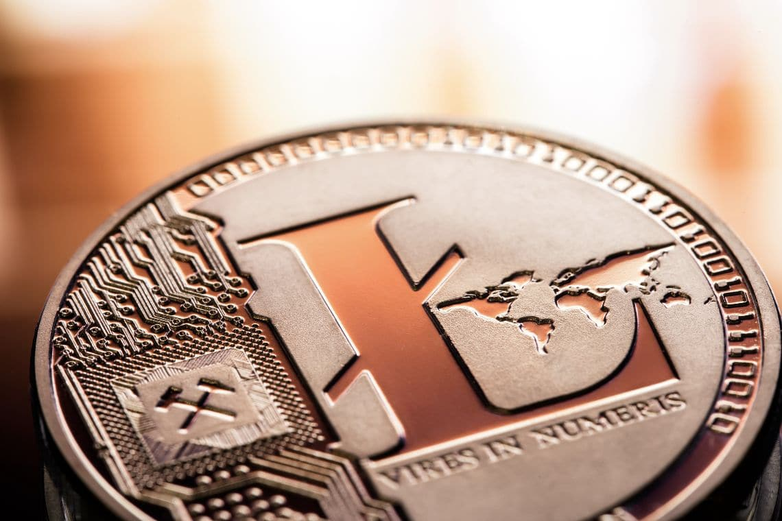 Grayscale Litecoin Trust: the trend of the LTC asset
