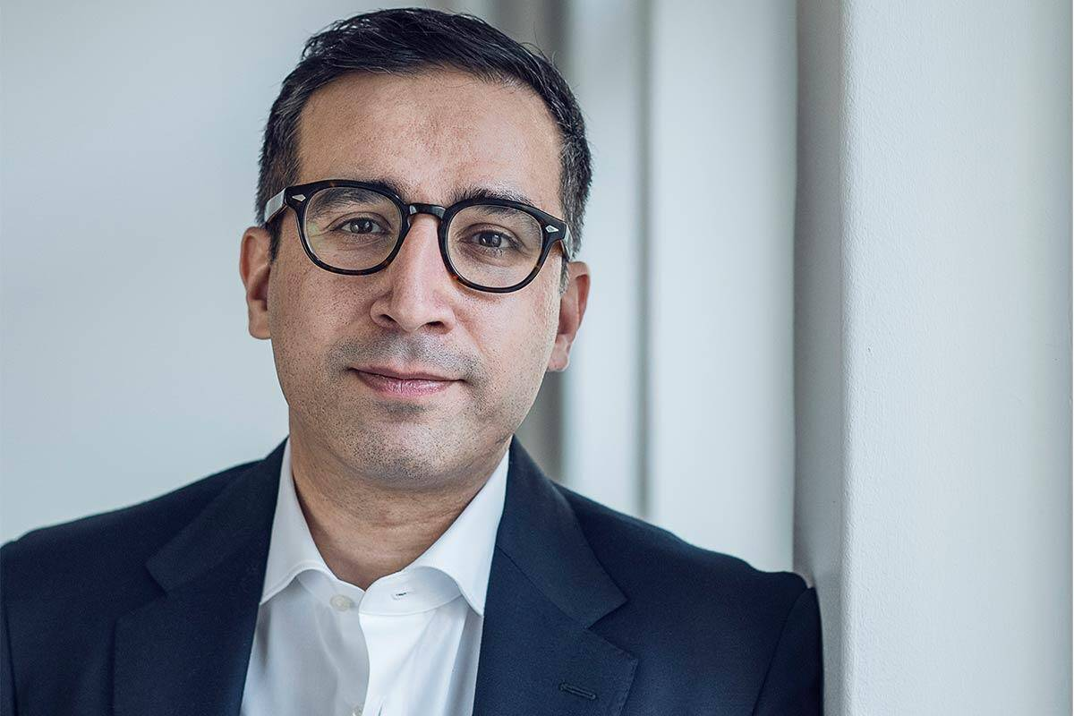 """""""In a digital age, it's very important to think about the readers"""" – Reza Shojaei"""