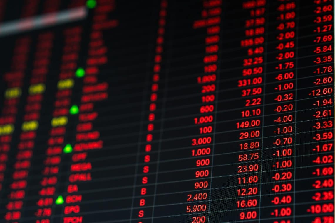 Bitcoin and the general decline in financial markets today