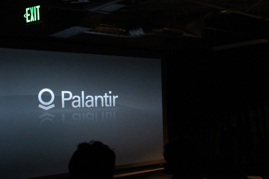 Palantir accepts payments in bitcoin