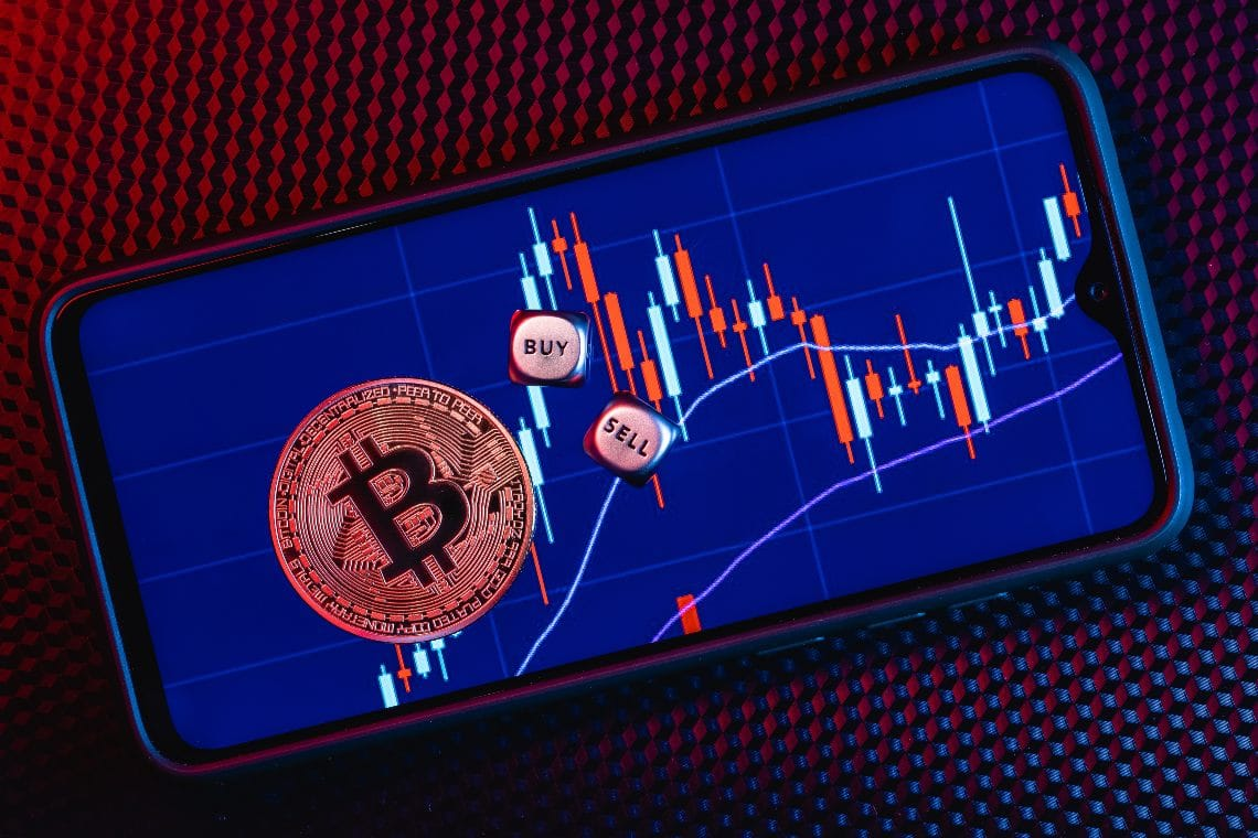Why is Bitcoin dropping to $44k, and what's next?