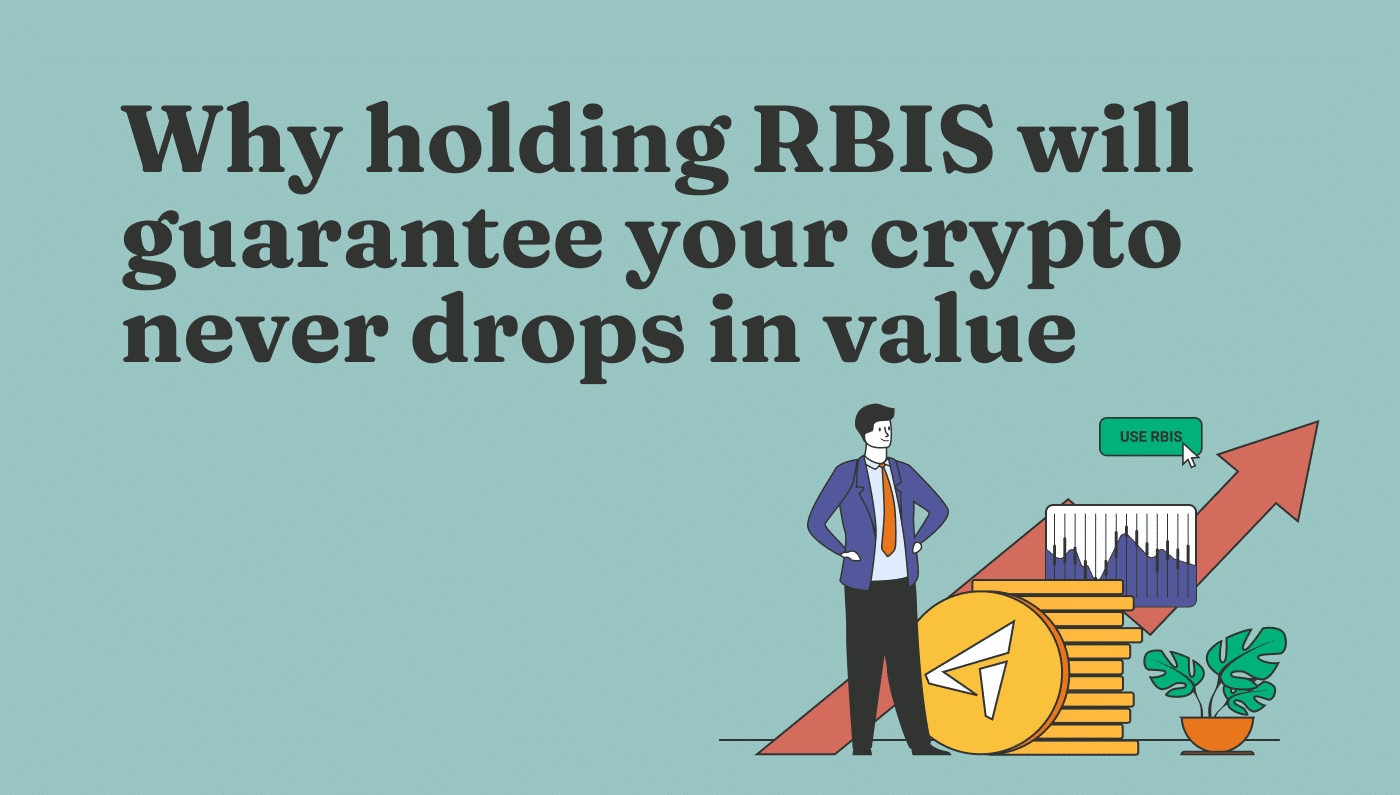 Holding this coin Will Guarantee Your Bitcoin Never Drops in Value