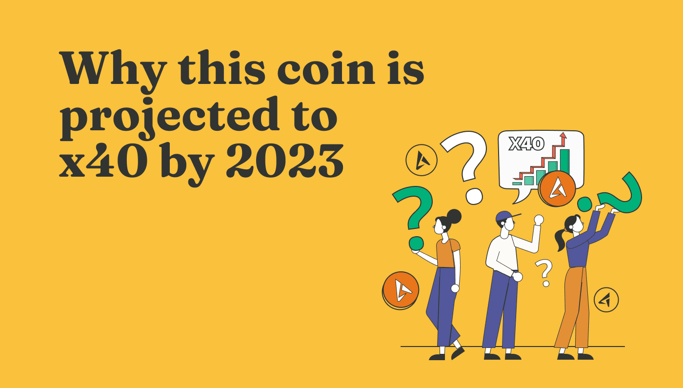 Why this Coin Is Projected to X40 very soon