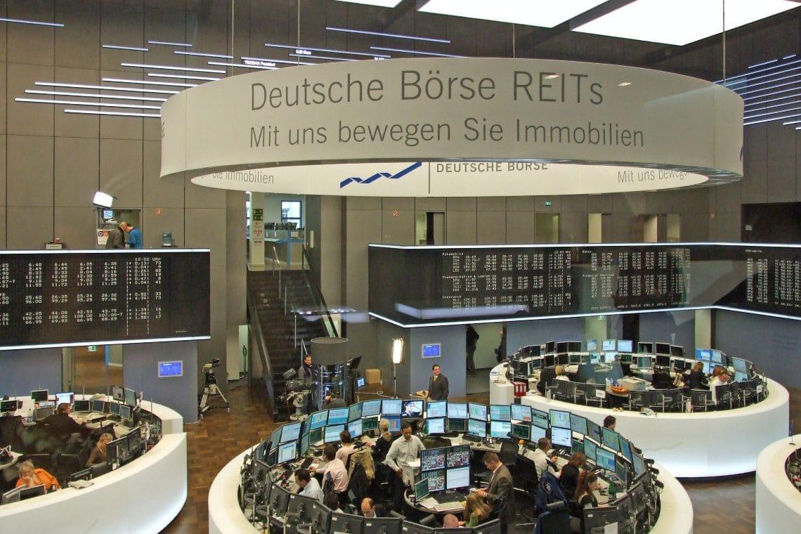 Deutsche Börse has bought Crypto Finance