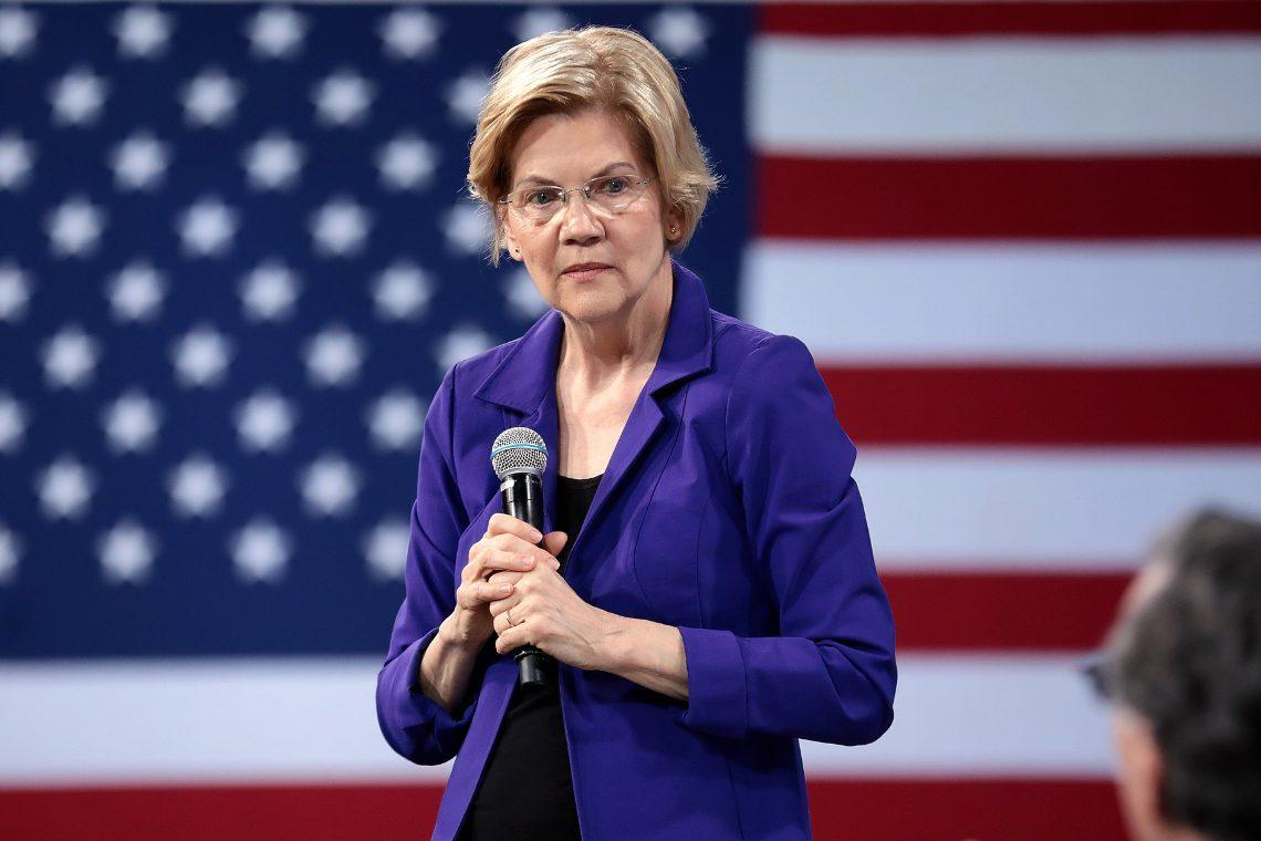 Americká senátorka, Elizabeth Warren: Bitcoin je hrozný