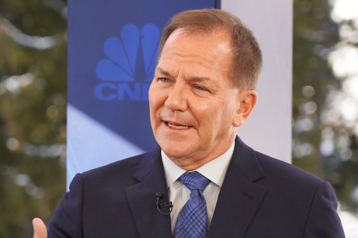 Paul Tudor Jones wants to increase his investment in bitcoin
