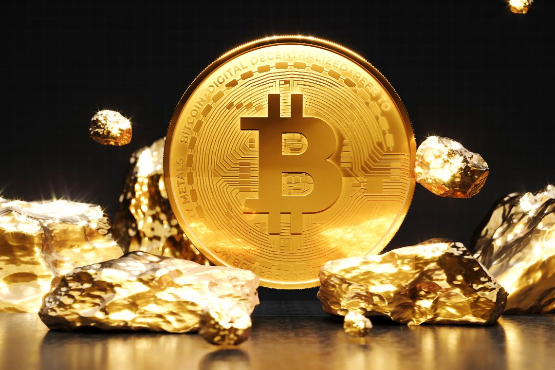 Bitcoin and gold continue to be compared: similar or different?