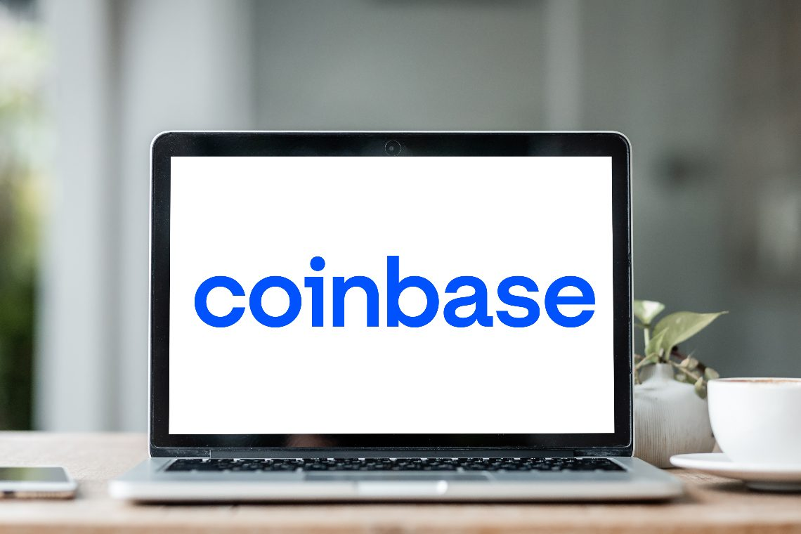 Coinbase institutional investor