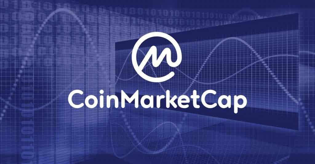 CoinMarketCap down or simple confusion?