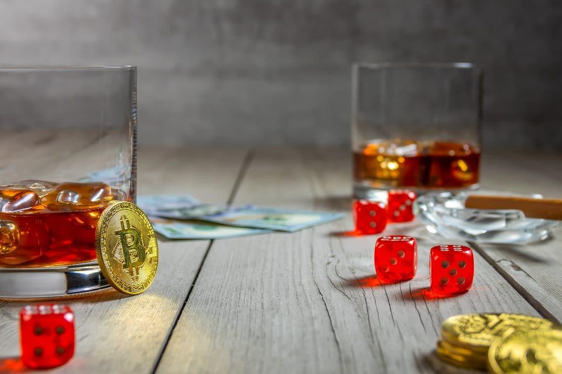 gioco d'azzardo crypto