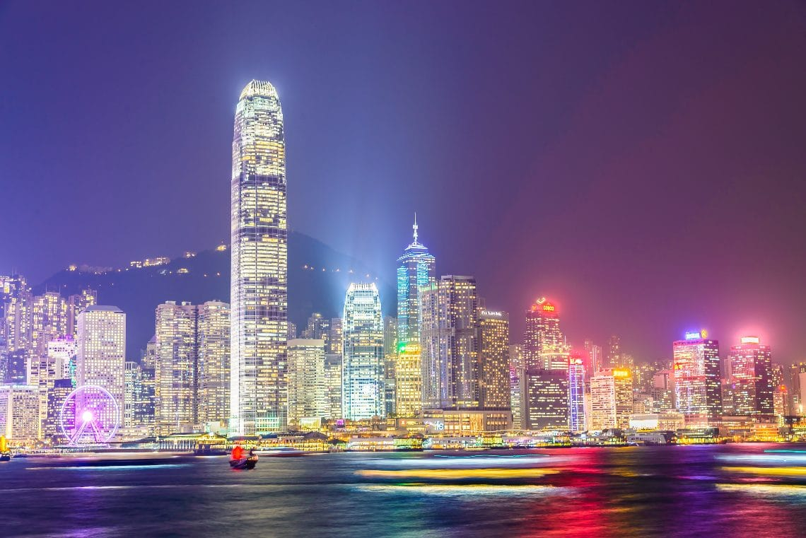 Hong Kong is considering issuing a digital currency