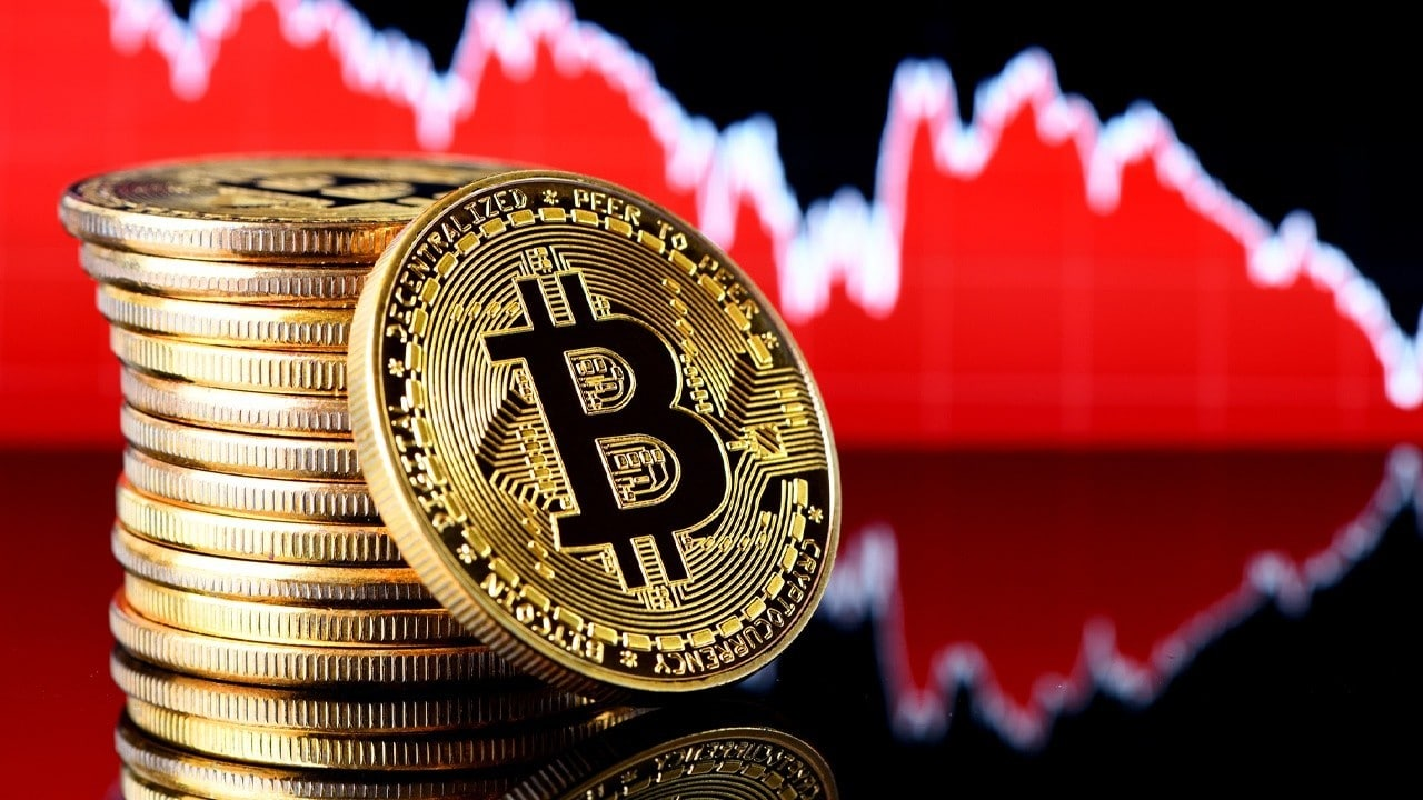 Bitcoin is struggling for a recovery