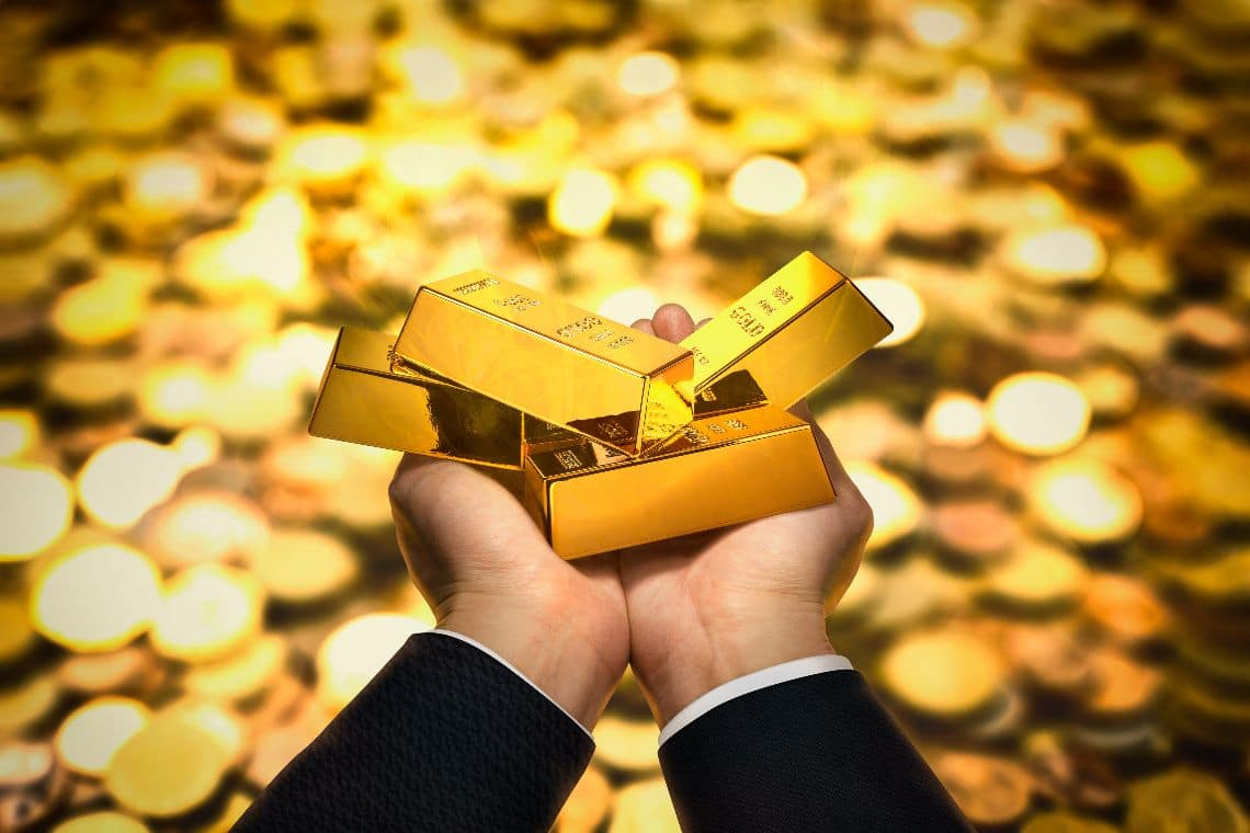 Great success for Pax Gold and Tether Gold