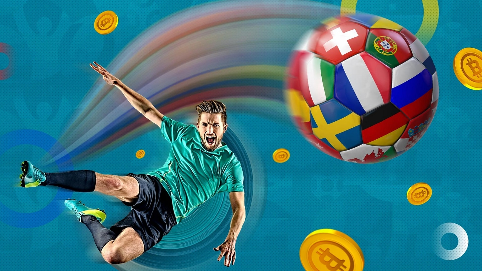 Euromania 2020 at 1xBit: Support Your National Team and Win Crypto!