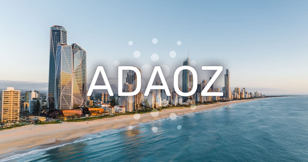 Cardano SPO Column: ADA Australia (ADAOZ)