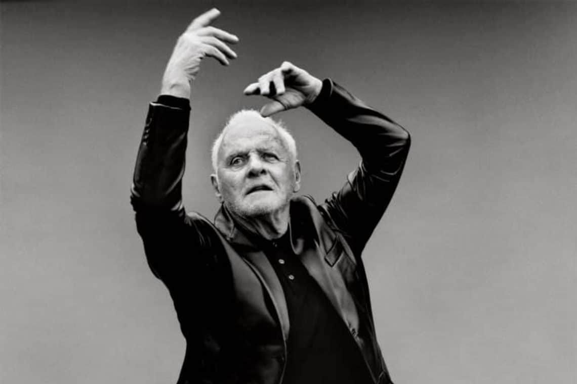 """Anthony Hopkins: the new film """"'Zero Contact"""" will be in NFT"""