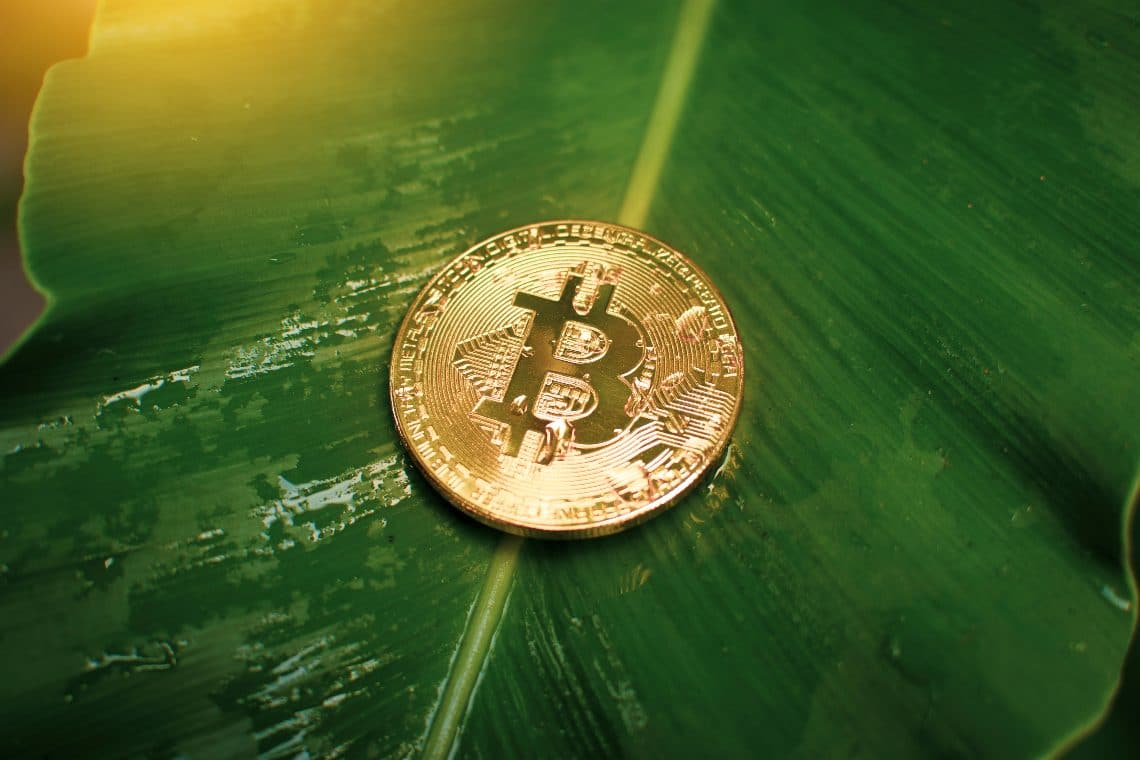 An ETF on sustainable bitcoin mining launched