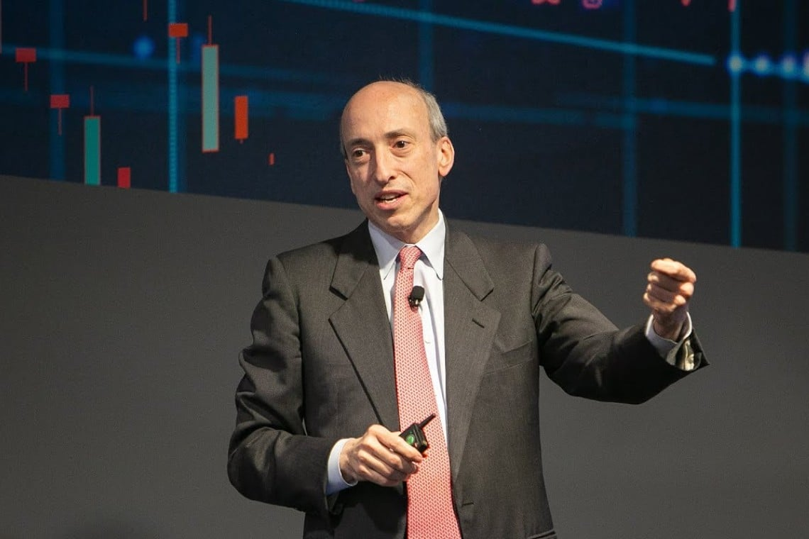 SEC: Gary Gensler sees some cryptocurrencies as securities