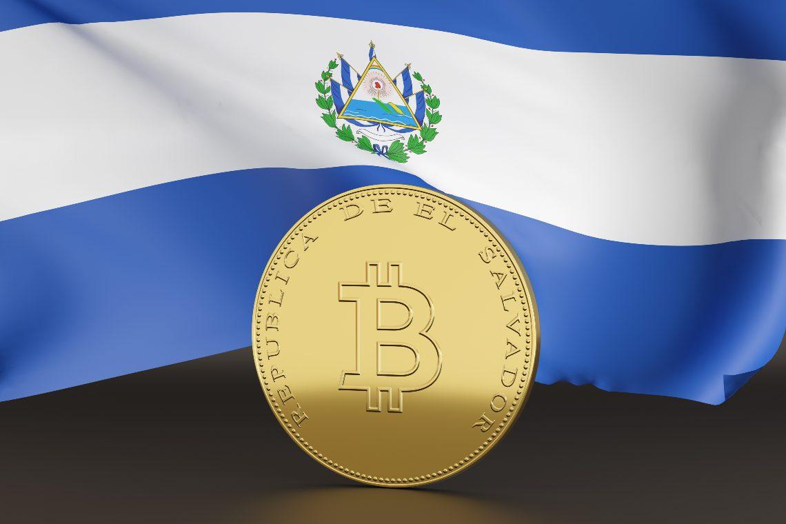 El Salvador, anti-bitcoin protest