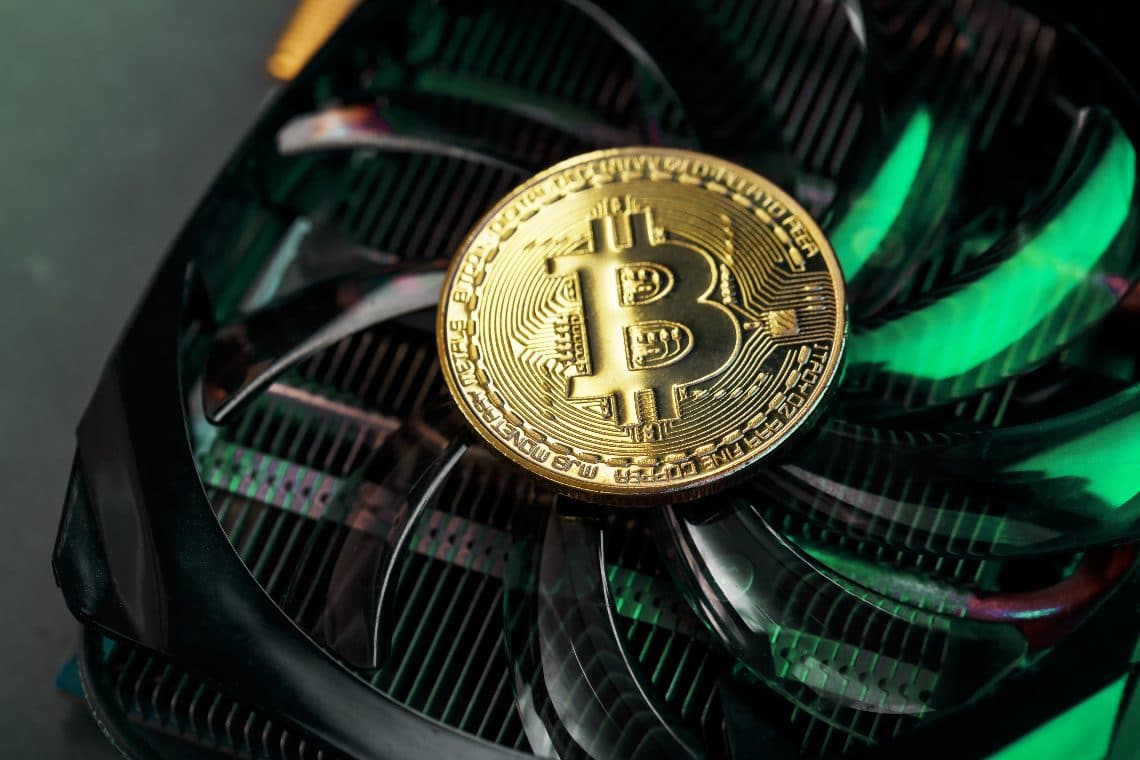 Latest changes and news regarding the Bitcoin hashrate