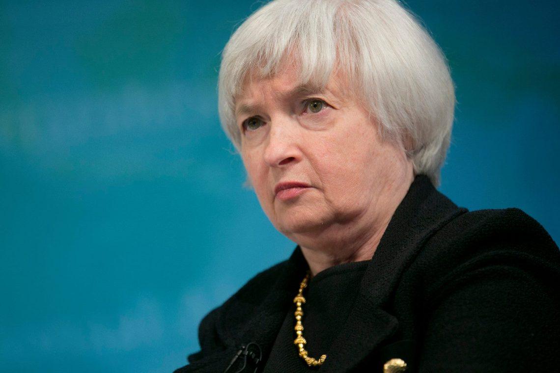 Janet Yellen: regulate stablecoins immediately