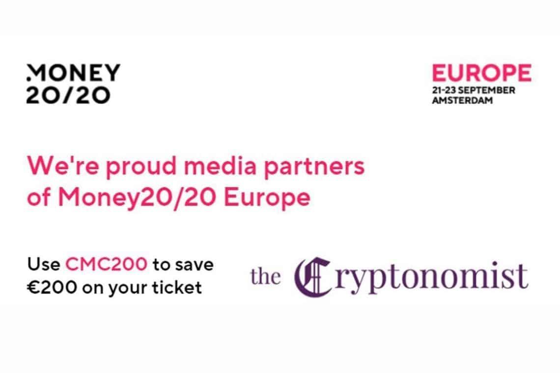 Money20/20 Europe agenda themes just announced