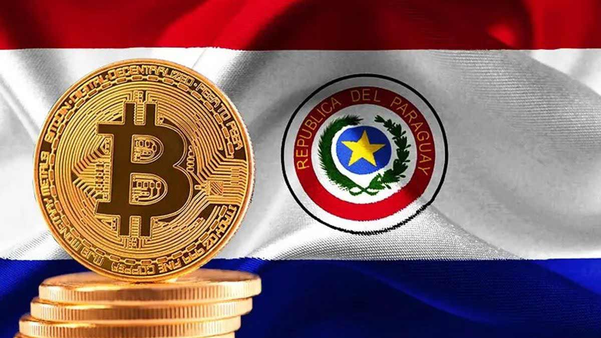 Bitcoin legal tender in Paraguay too?