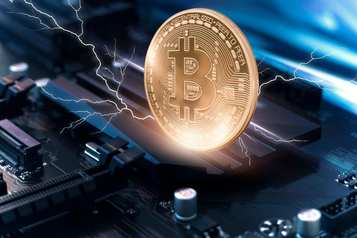 New Bitcoin torch launched with Lightning Network