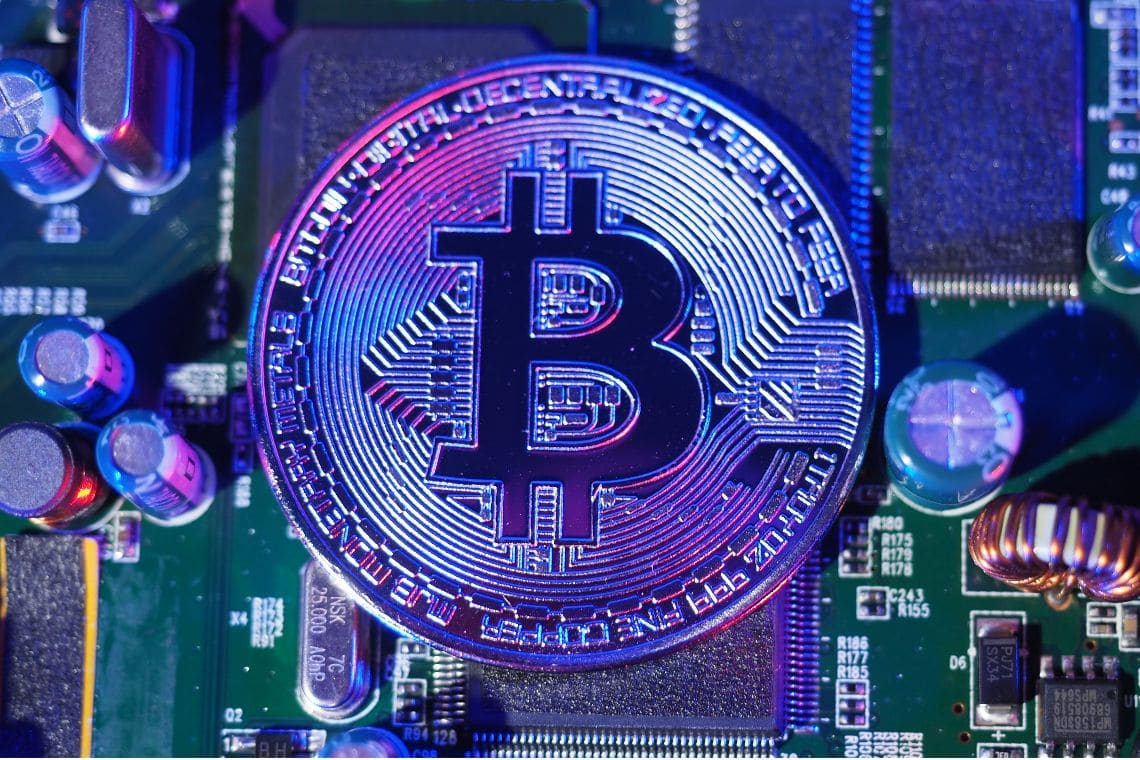 Bitcoin: mining difficulty of BTC increases
