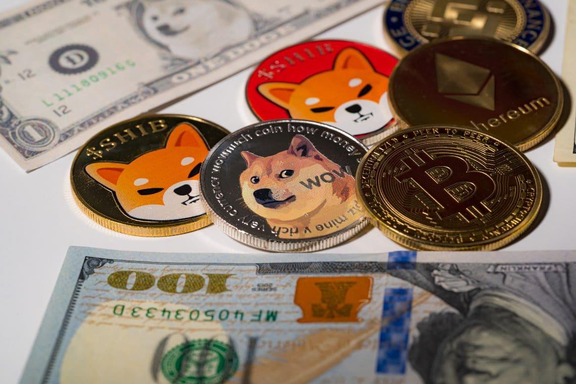 cryptocurrencies Dogecoin