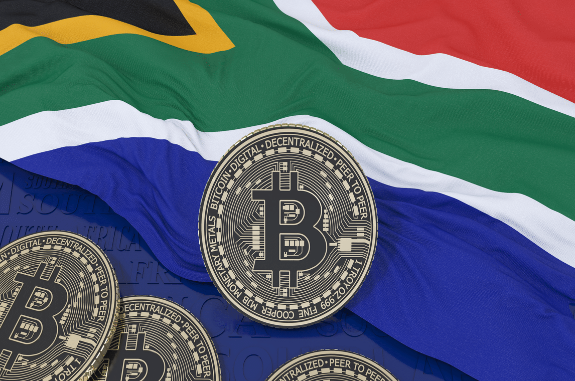 South Africa: university professor pushes for green light on cryptocurrencies