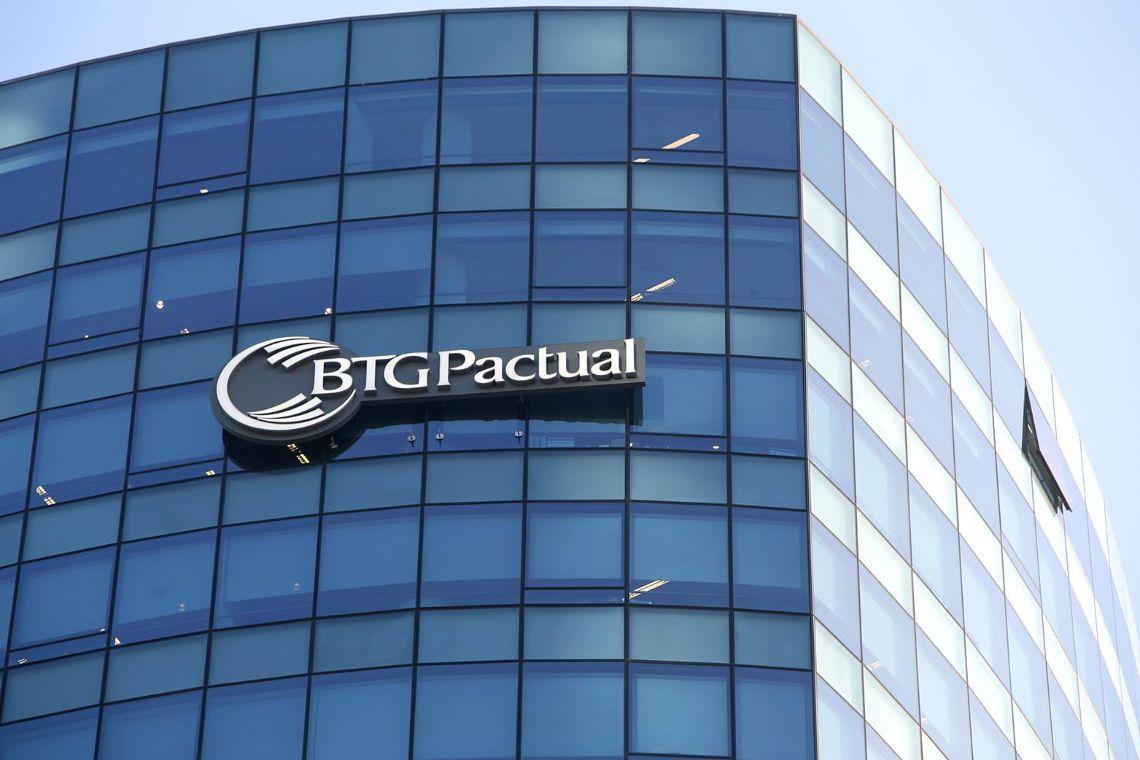 Brazilian bank BTG Pactual now sells Bitcoin