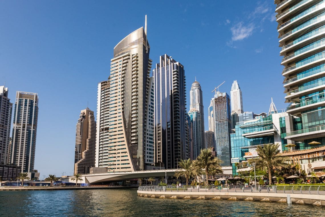 World of WEB3 Summit, the biggest blockchain summit and NFT exhibition in Dubai