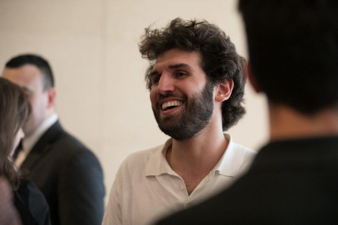 Federico Clapis embraces digital art and NFTs