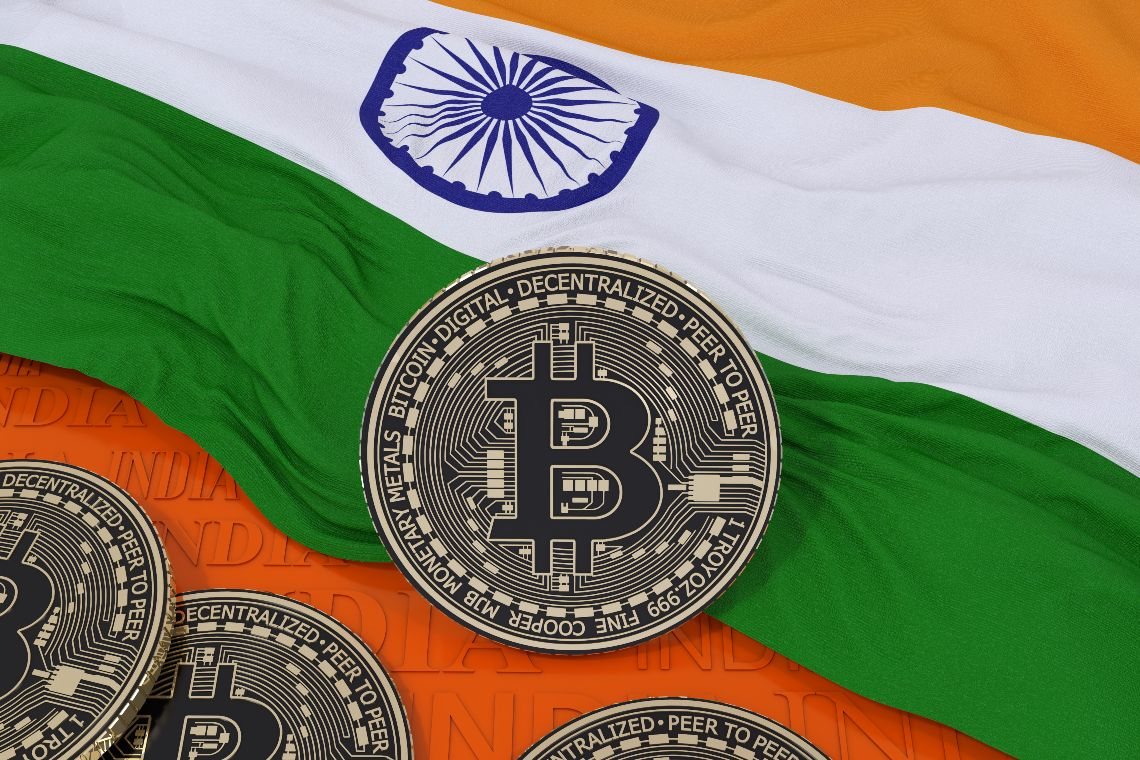 Cryptocurrency boom in India in 2021