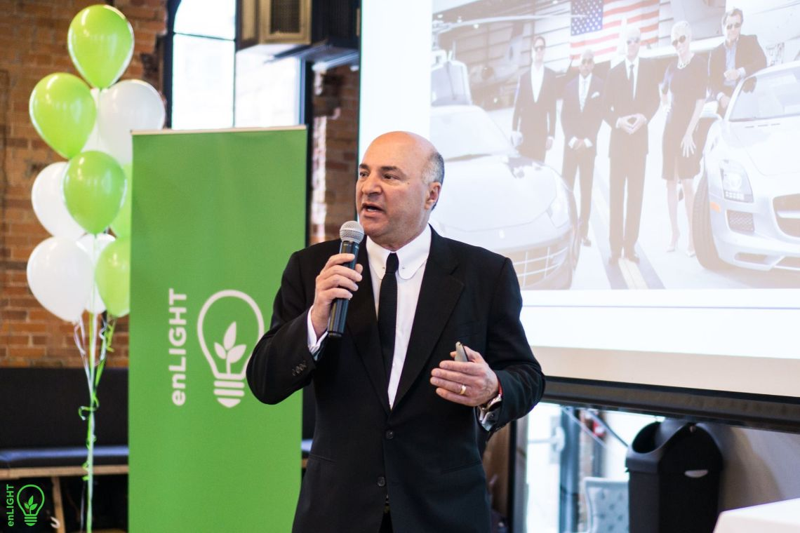 Kevin O'Leary wants payments in crypto and will unveil his investments
