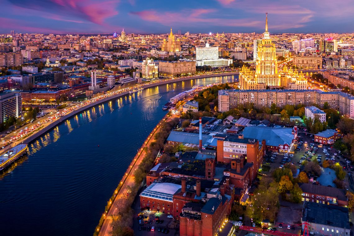 Russia declares war on crypto exchanges