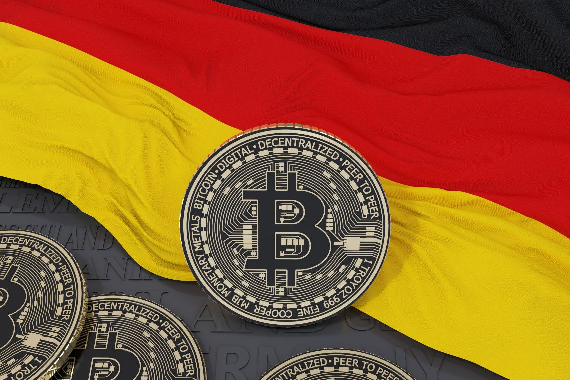 Germany manages more Bitcoin nodes than the US