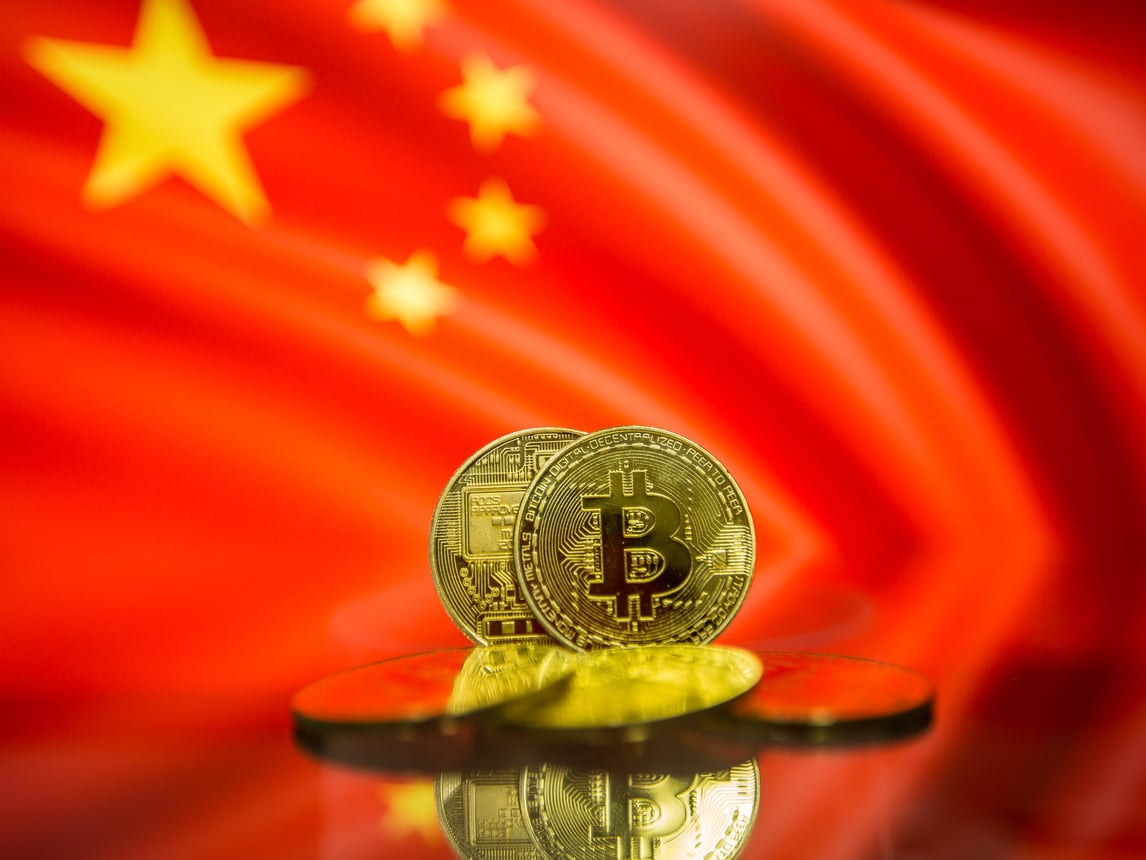 China sends crypto markets into the red