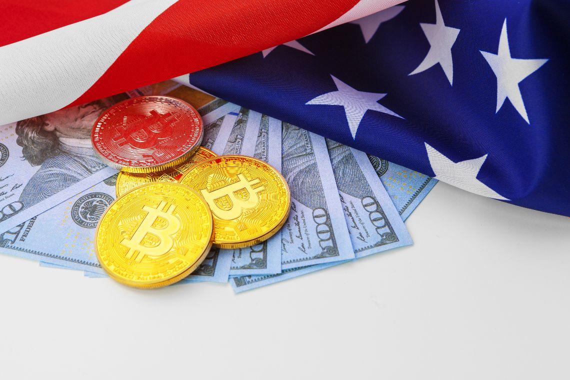 US politicians bitcoin