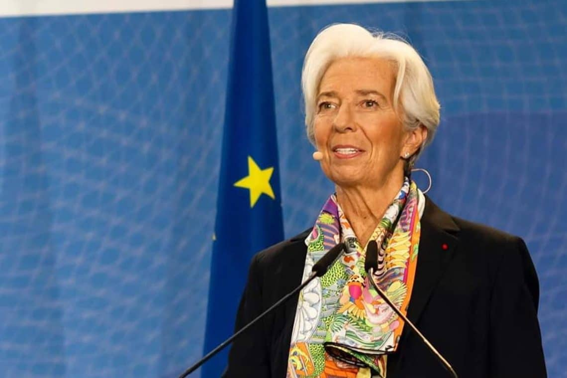 Lagarde (ECB): crypto are not currencies