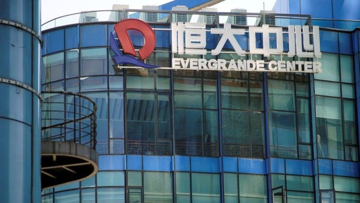 Evergrande at risk of default: