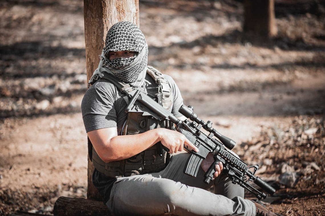 Is Bitcoin a currency that finances terrorism?